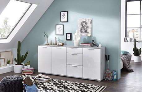 Designerskie szafy do dobrze zorganizowanej sypialni