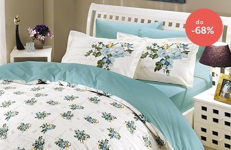 Piękne pościele dla pięknej sypialni