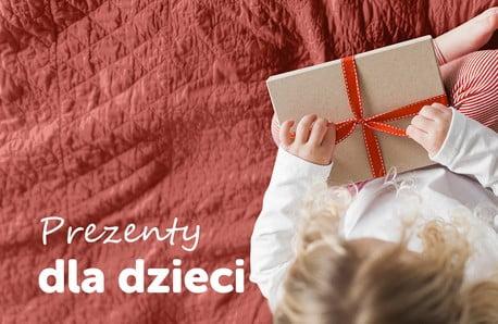 Inspiracje na prezent dla Twoich dzieci