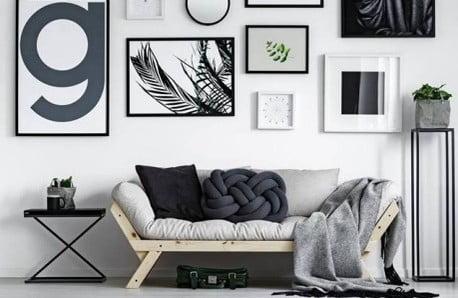 Rewelacyjne sofy i stylowe dodatki
