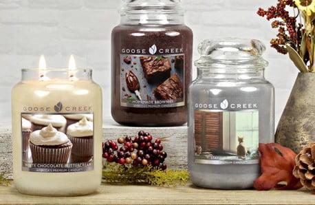 Magiczne zapachy świeczek i wosków zapachowych