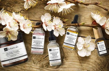 Efektywne kosmetyki Dr. Botanicals