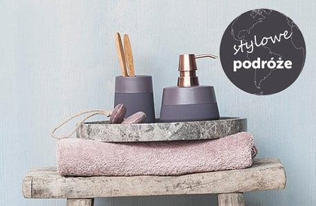 Luksusowe ręczniki i inne dodatki