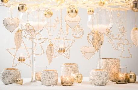 Lampiony, dekoracje i figurki nie tylko na Święta