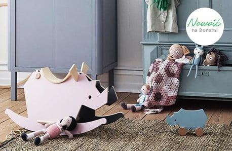 Dekoracje, zabawki, pościele...