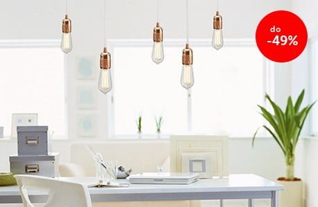 Lampy wiszące i sufitowe do do każdego mieszkania