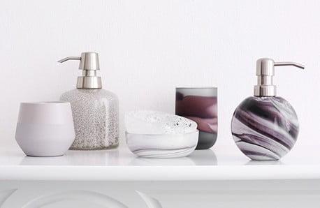 Luksusowe dodatki łazienkowe