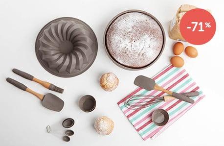 Subtelne naczynia i praktyczne przybory