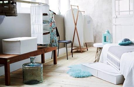 Szafy, komody i pudełka nie tylko na zimowe ubrania