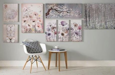 Naklejki, obrazy i inne dekoracje ścienne