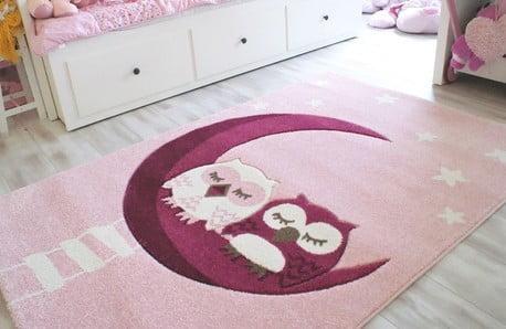 Miękkie i zabawne dywany dla dzieci