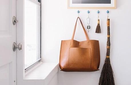 Eleganckie torebki i plecaki