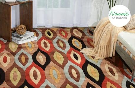 Dywany, które oczarują Cię materiałem iwzorami