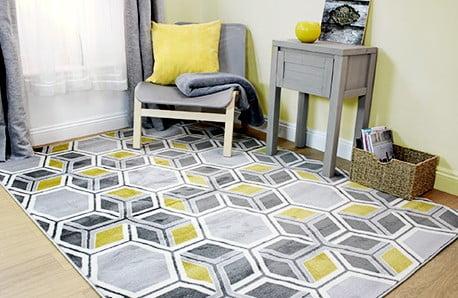 Pomysłowe i wytrzymałe dywany