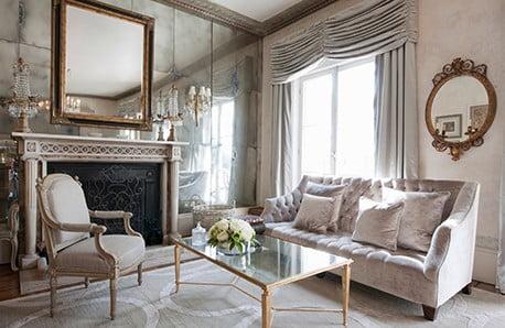 Luksusowe dodatki i ekskluzywne meble