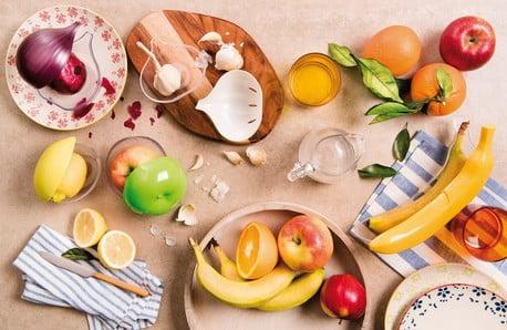 Stylowe produkty ułatwiające organizację w kuchni