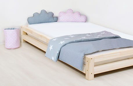 Benlemi. Czeskie łóżka z litego drewna