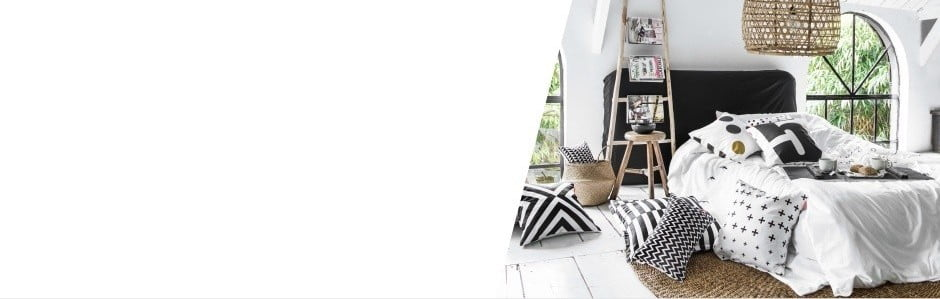 Sypialnia w duchu minimalizmu