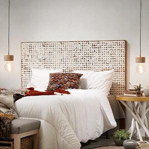Eleganckie wyposażenie sypialni