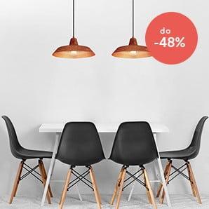 Bogata oferta lamp znutką industrialnego stylu