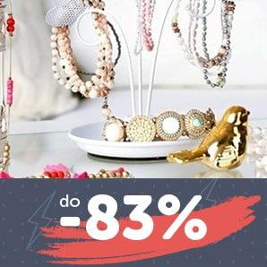 Zrób sobie przyjemność biżuterią z kryształami Swarovski