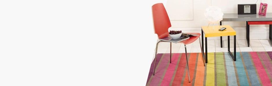 Kolorowe dywany na poprawę humoru