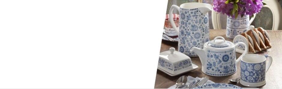 Niebiańska porcelana