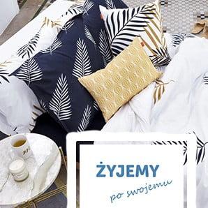 Minimalistyczne wzory, czyste barwy i 100% bawełny