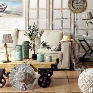Meble i dekoracje w stylu bohemy artystycznej