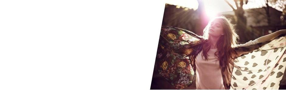 Codello, piękne artystyczne szaliki