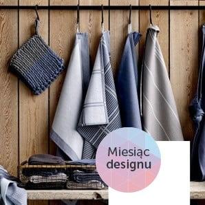 Duński design na poduszkach, pościelach oraz tekstyliach kuchennych
