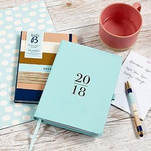 Kalendarze, notatniki i organizery dla każdego