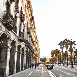 Hiszpańskie wnętrze pełne energii