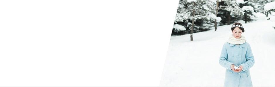 Bajkowe święta. Śnieżka