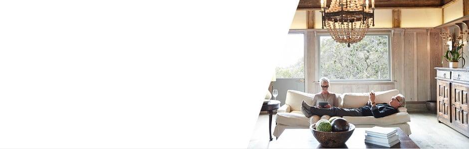 Urządzamy salon: sofa + stolik = ♥