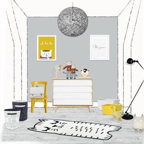 Wesołe dywany, dodatki ioświetlenie