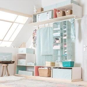 Sprytne rozwiązania na  szybką organizację mieszkania