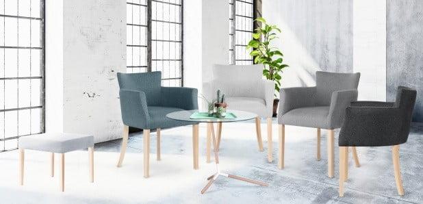 Francuskie krzesła, czyli posiedzenie w dobrym stylu ♥
