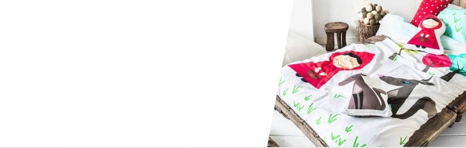 Miękkie i wygodne łóżka z Mr. Fox