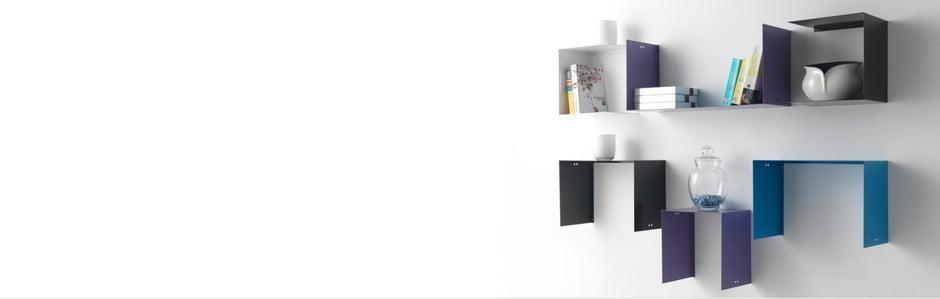 Designerskie półki Lovli