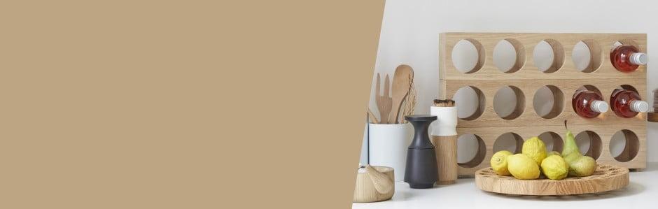 Wireworks, kuchnia o zapachu drewna