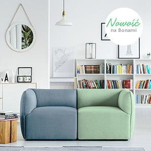 Sofy modułowe i fotele