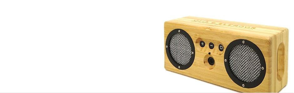 Designerskie głośniki