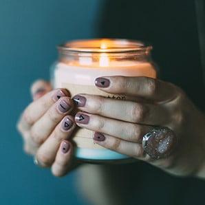 Świeczki i świeczniki dekoracyjne