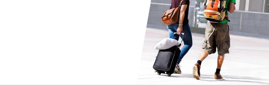 Niezniszczalne walizki!