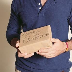 Każdy mężczyzna zasługuje na specjalny prezent