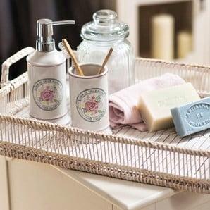 Łazienka i kuchnia  w angielskim stylu