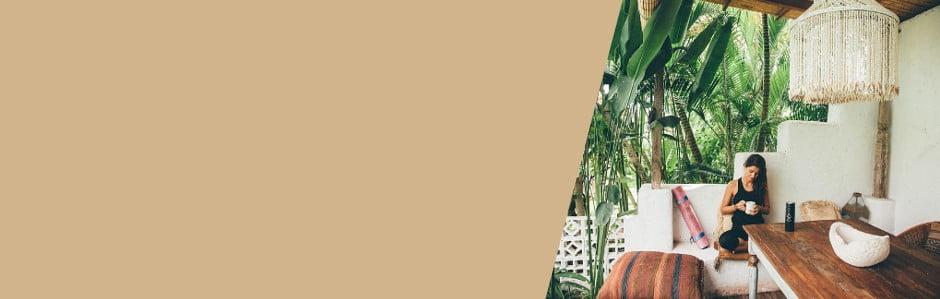 Beztroskie życie na Bali