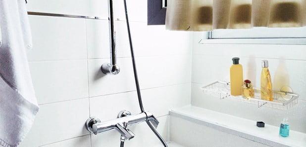 Akcesoria łazienkowe Bez Wiercenia Bonami
