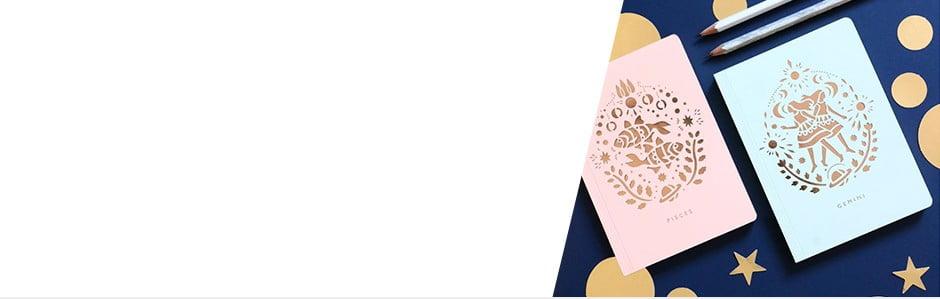Portico Designs dla miłośników papiernictwa